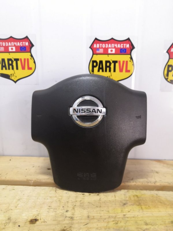Airbag водительский Nissan Armada TA60 VK56DE 2006 (б/у)