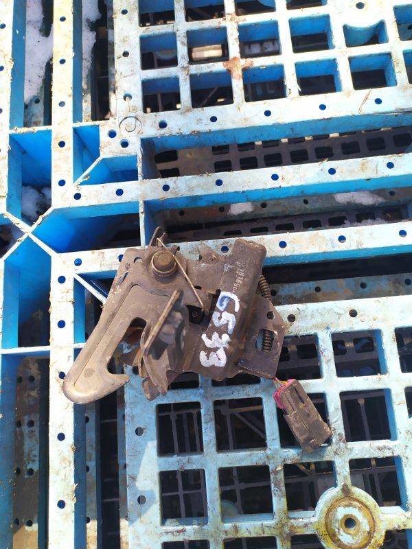 Замок капота Chevrolet Tahoe GMT900 LY5 2008 (б/у)