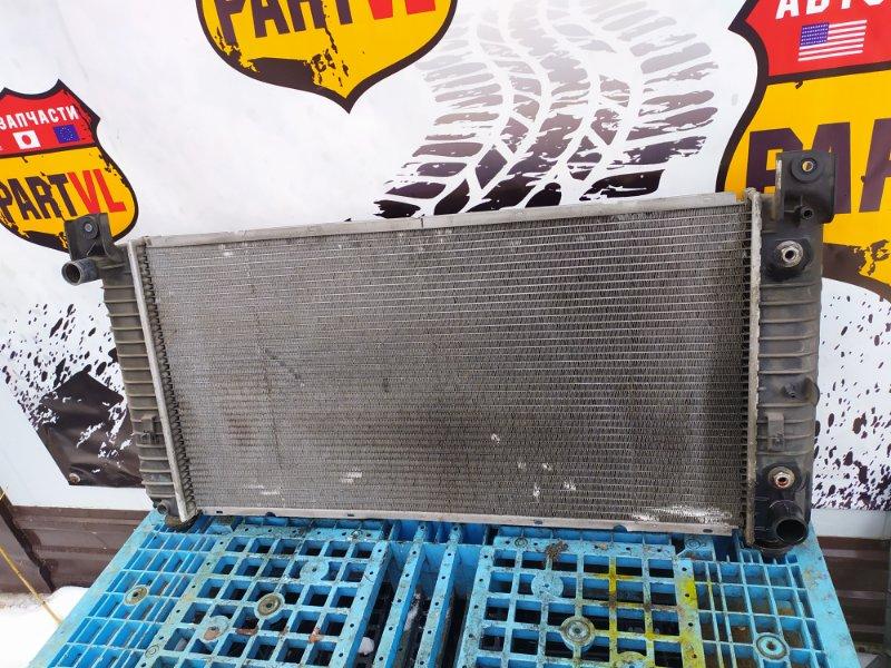 Радиатор двс Chevrolet Tahoe GMT900 LY5 2008 (б/у)