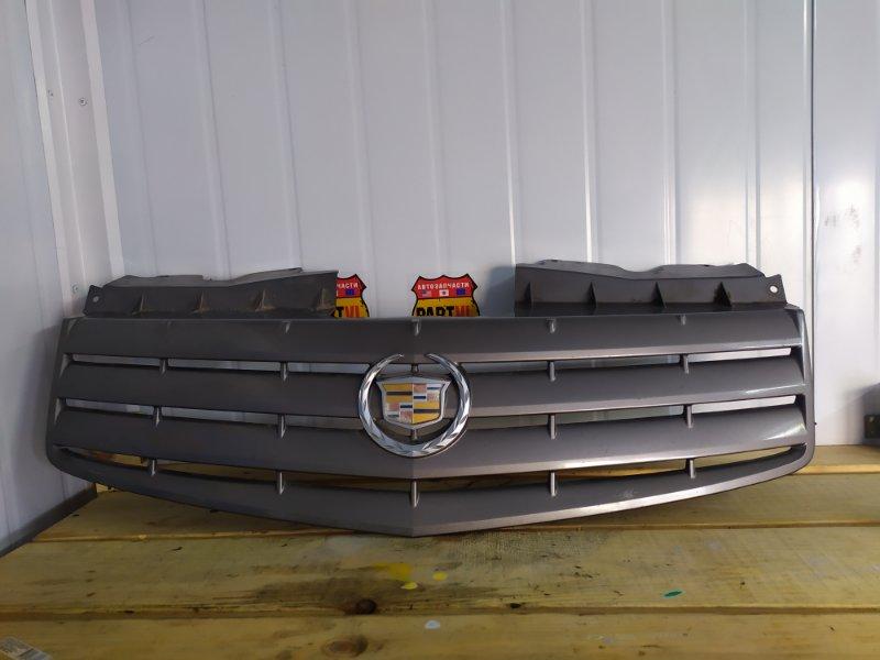 Решетка радиатора Cadillac Cts (б/у)