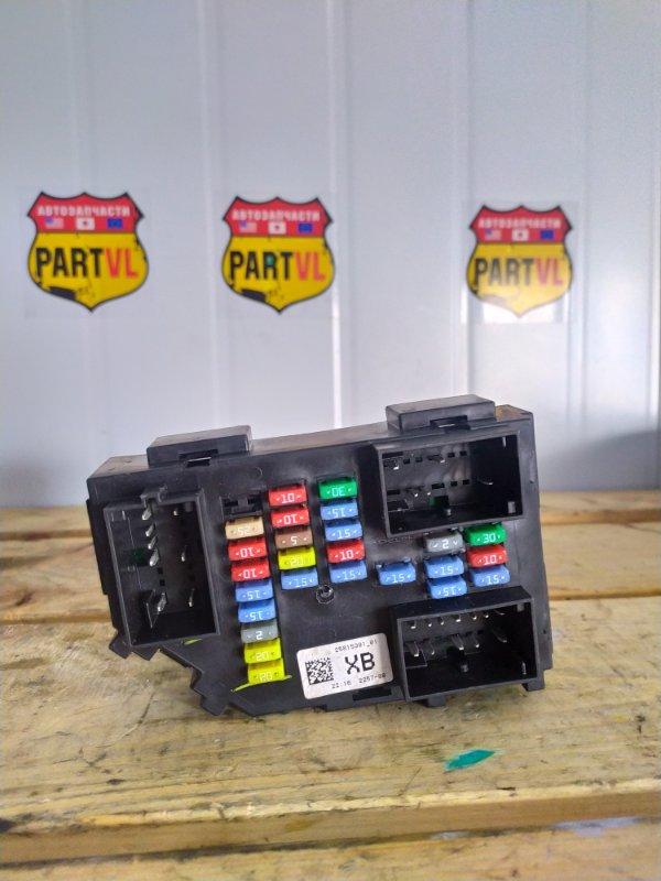 Блок предохранителей Chevrolet Tahoe GMT900 LY5 2008 (б/у)