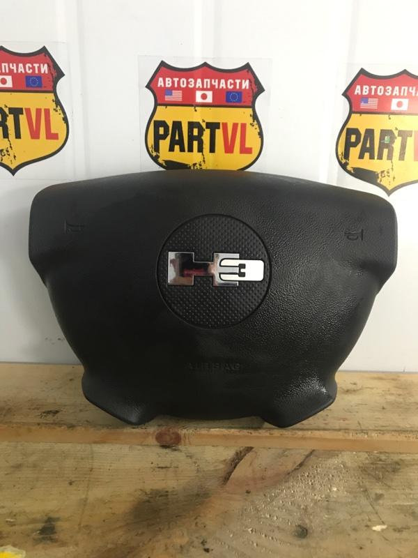 Airbag водительский Hummer H3 L52 2006 (б/у)