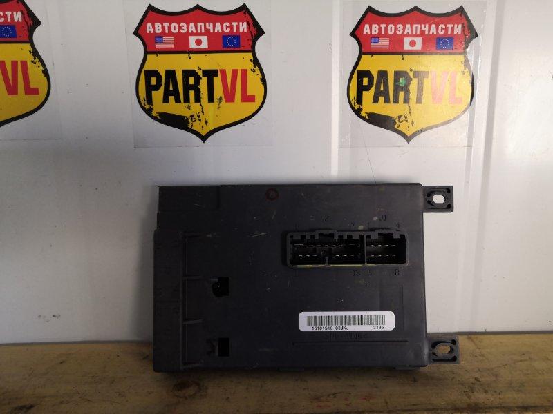 Электронный блок Chevrolet Tahoe GMT900 LY5 2008 (б/у)