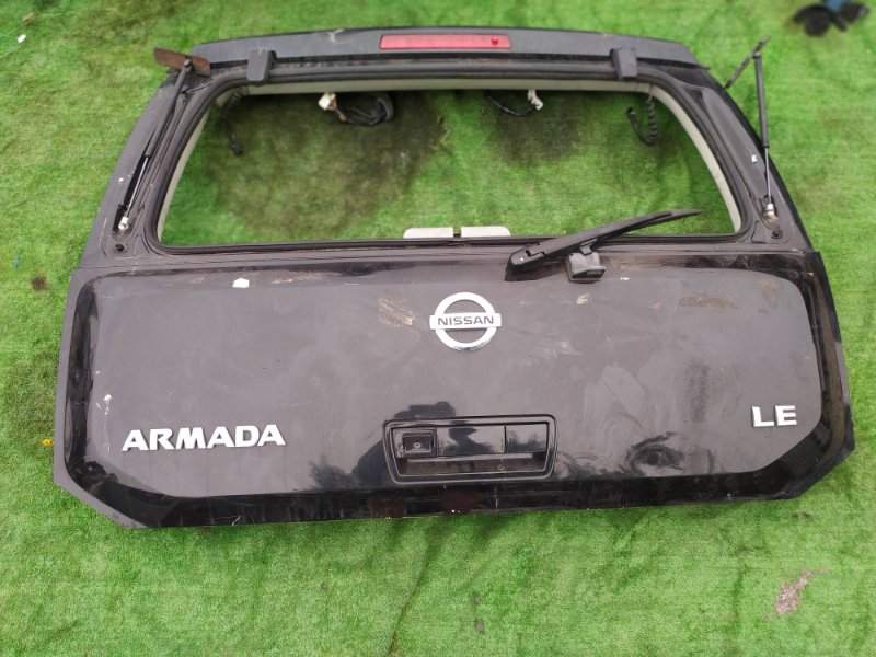Дверь багажника Nissan Armada TA60 VK56DE задняя (б/у)
