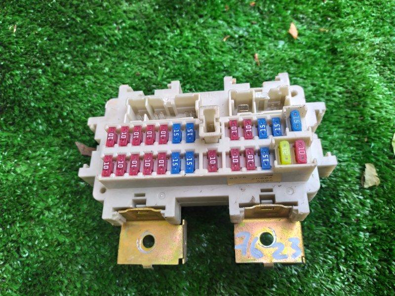 Блок предохранителей Nissan Armada TA60 VK56DE (б/у)