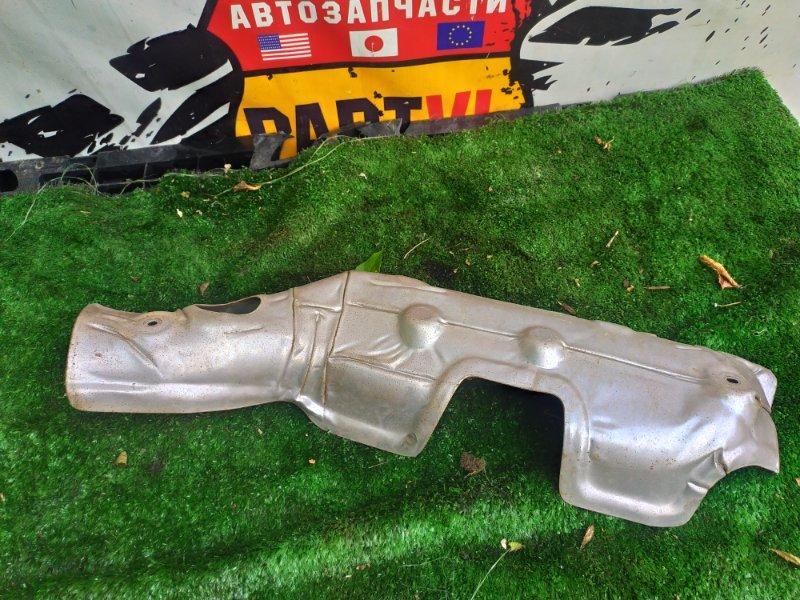 Защита выпускного коллектора Nissan Armada TA60 VK56DE правая (б/у)