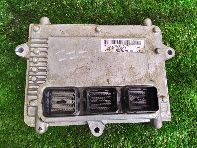 Блок управления двс Honda Ridgeline YK1 J35A (б/у)