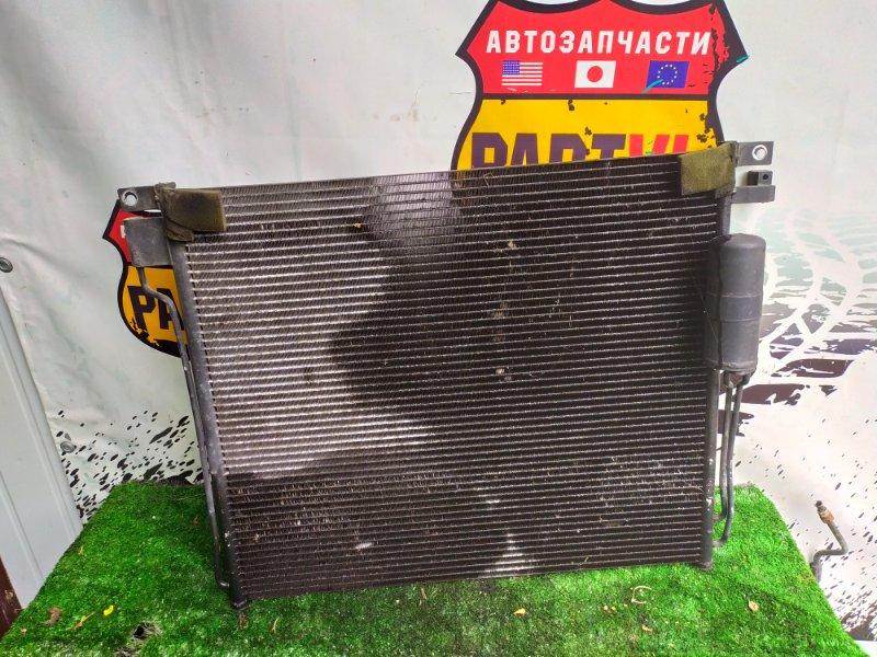 Радиатор кондиционера Nissan Pathfinder R51 VQ40 2008 (б/у)