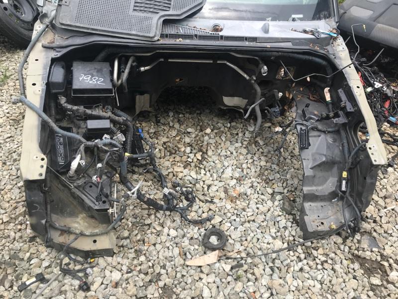 Коса Nissan Pathfinder R51 VQ40 2008 (б/у)