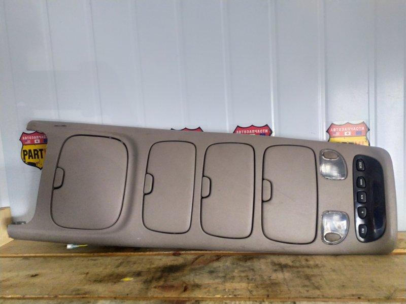 Плафон центральный Toyota Sequoia UCK45 2UZ 2006 (б/у)
