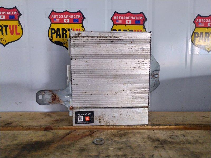 Электронный блок Toyota Sequoia UCK45 2UZ 2006 (б/у)
