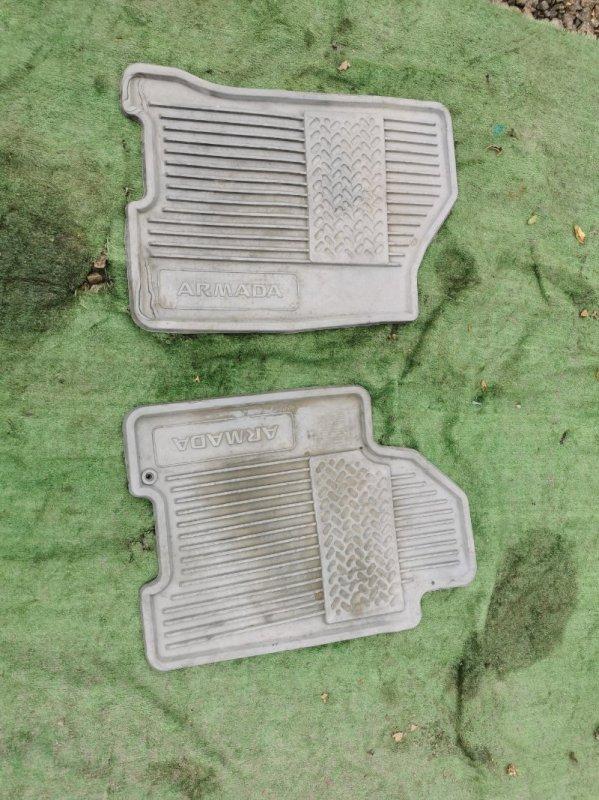 Коврики комплект Nissan Armada TA60 VK56DE (б/у)
