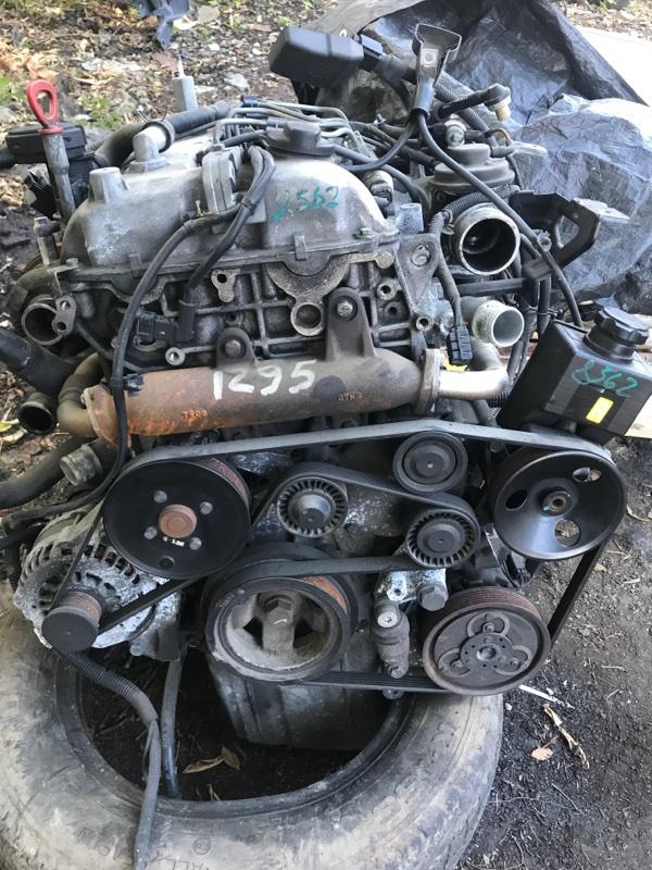 Двигатель Ssang Yong Actyon CJ D20DT 2007 (б/у)