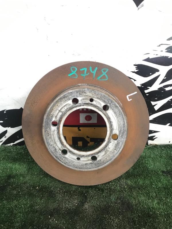 Тормозной диск Hummer H3 L52 передний левый (б/у)