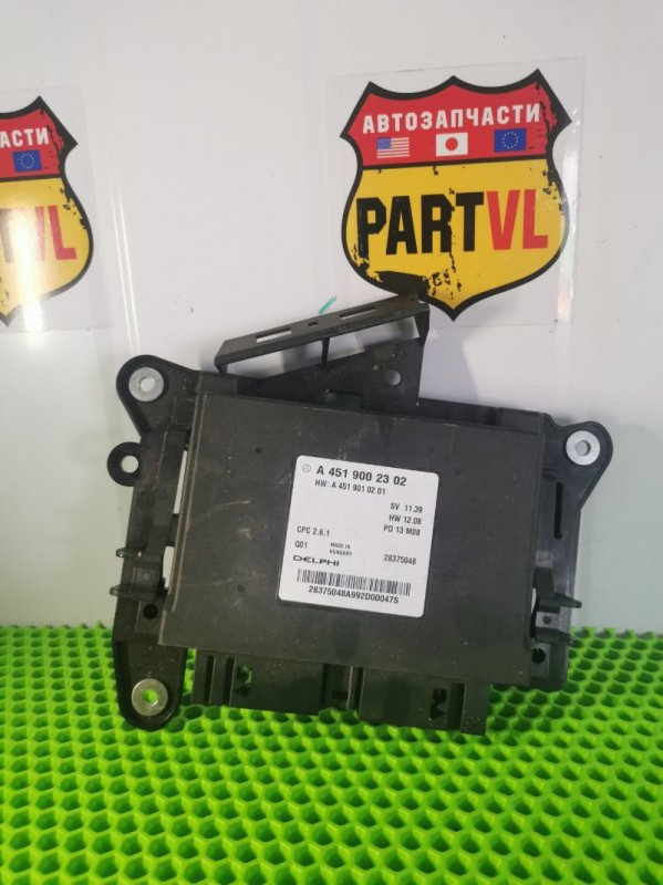 Электронный блок Smart Fortwo W451 2015 (б/у)