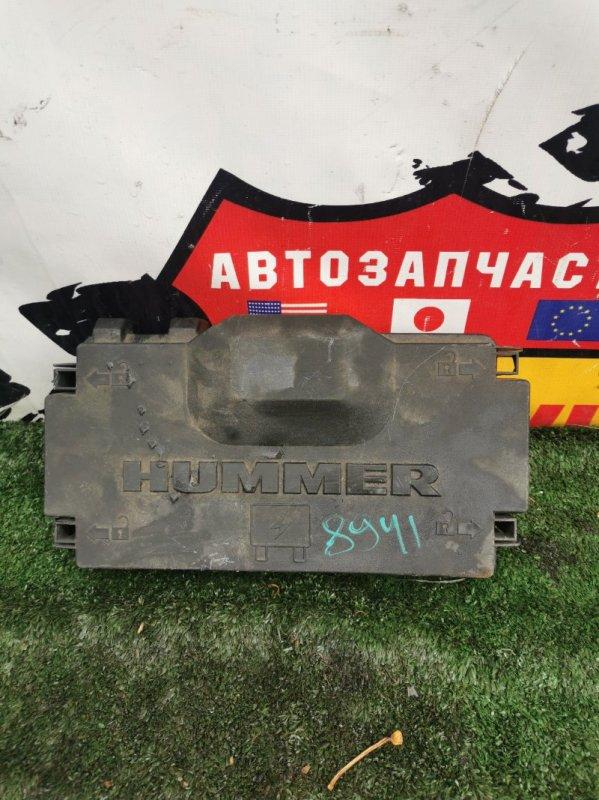 Крышка блока предохранителей Hummer H3 L52 (б/у)