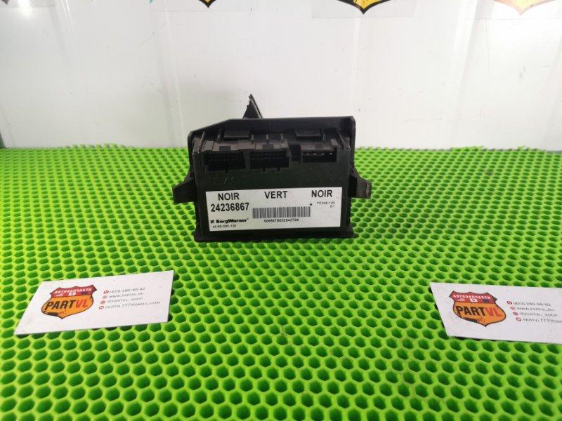 Электронный блок Hummer H3 L52 (б/у)