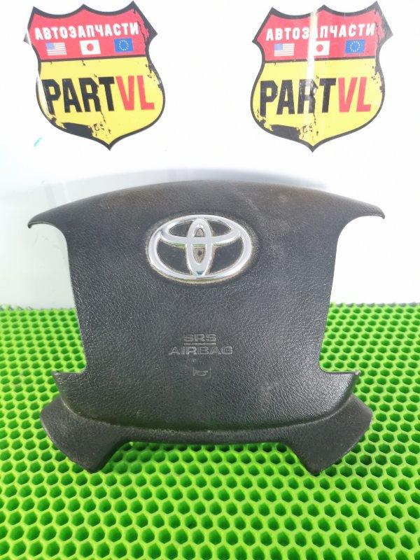 Airbag водительский Toyota Tundra GSK50 3UR-FE 2008 (б/у)