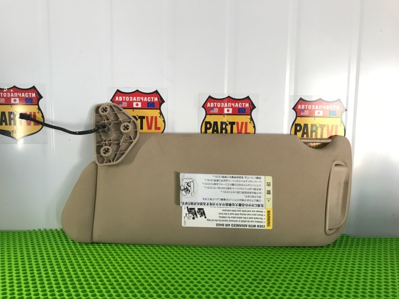 Козырек солнцезащитный Hummer H3 L52 правый (б/у)