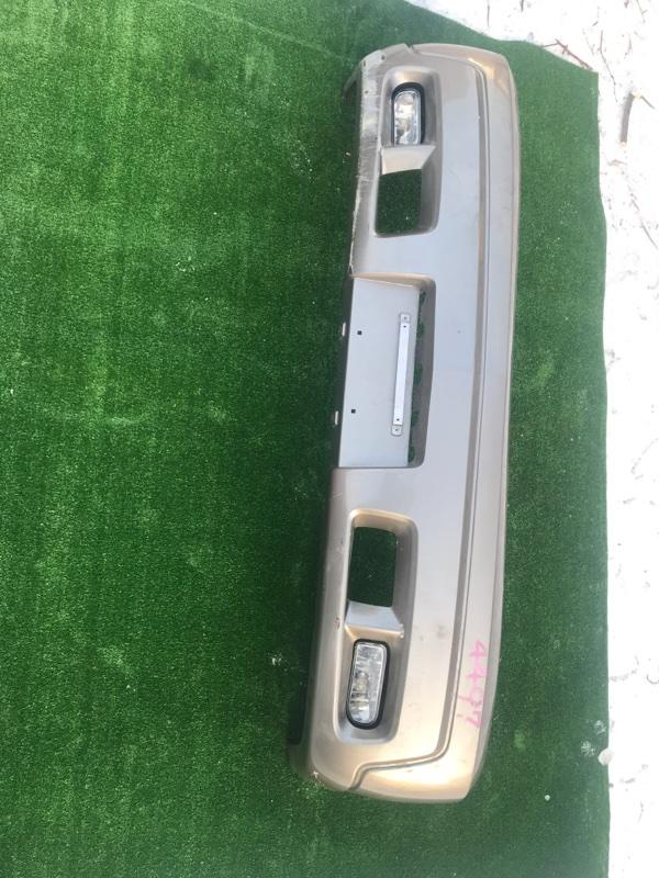 Бампер Cadillac Escalade GMT806 LQ9 2002 (б/у)