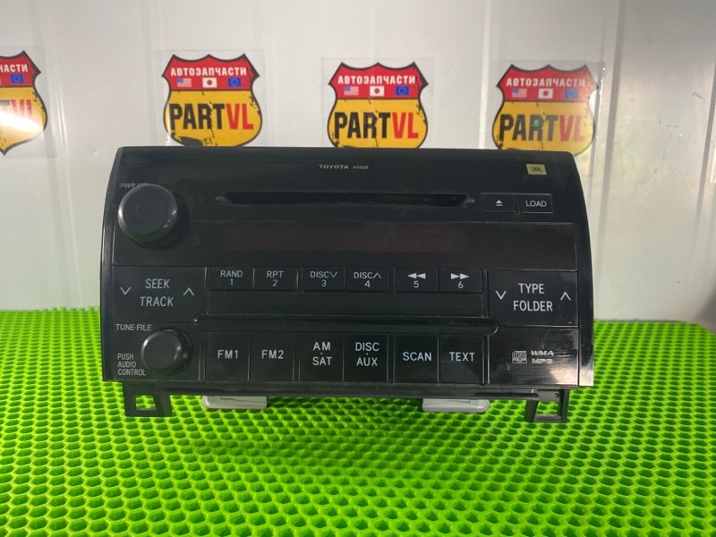 Магнитофон Toyota Tundra GSK50 3UR-FE 2008 (б/у)