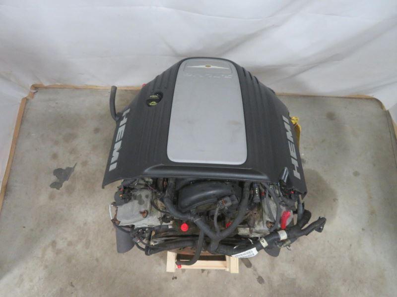 Двигатель Dodge Durango EZB 2005 (б/у)
