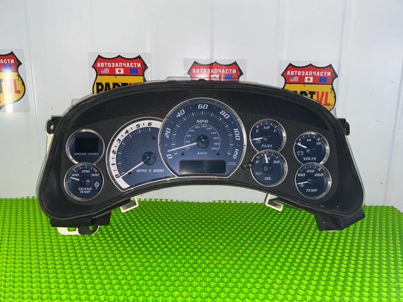 Спидометр Cadillac Escalade GMT806 LQ9 2002 (б/у)