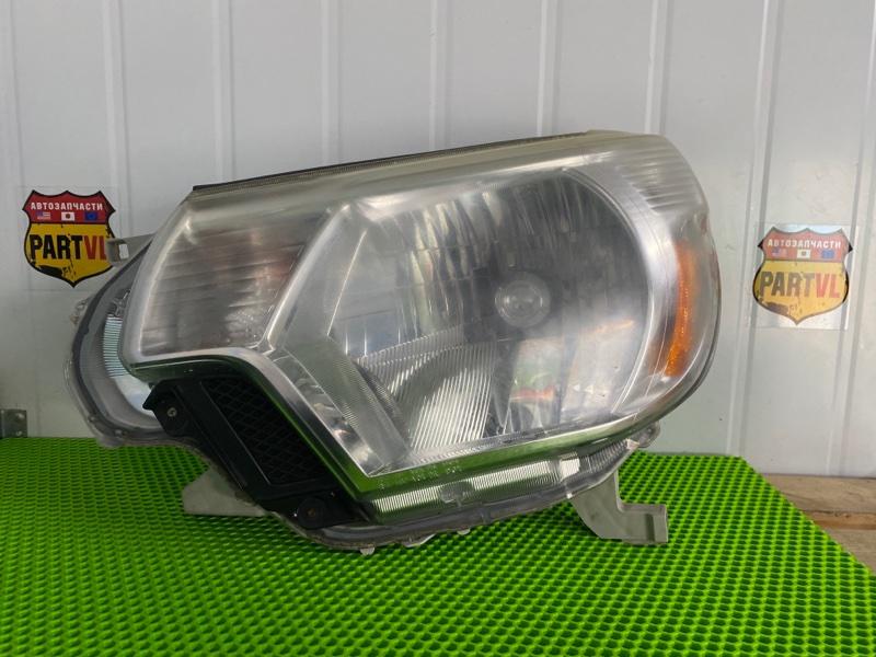Фара Toyota Tacoma GRN225 2012 передняя левая (б/у)