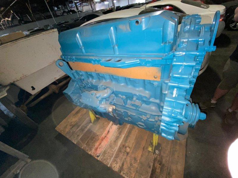 Двигатель Detroit Diesel 60