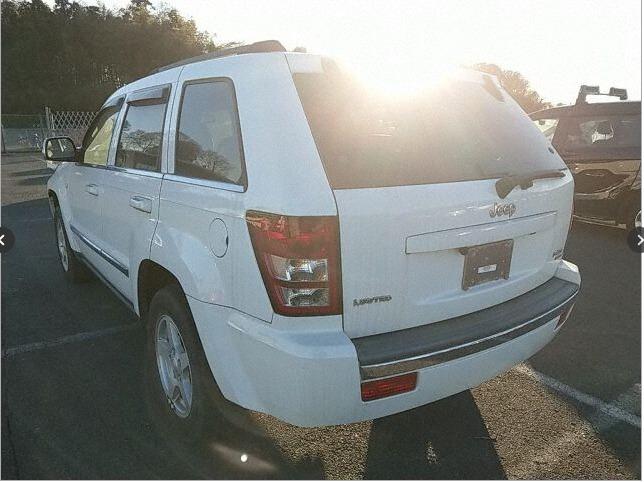 Динамик Jeep Grand Cherokee WH EZB 2005 (б/у)