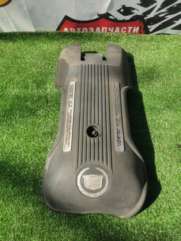 Крышка двигателя Cadillac Escalade GMT806 LQ9 2002 (б/у)