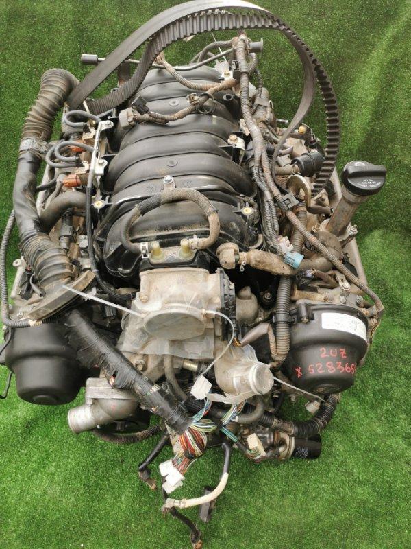 Двигатель Lexus Land Cruiser 200 UZJ200 2UZ-FE 2009 (б/у)