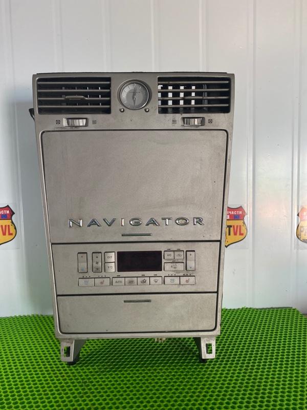 Консоль климат контроля Lincoln Navigator U228 2006 (б/у)
