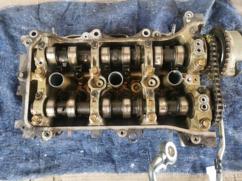Головка блока цилиндров Lexus Rx450H GGL10 2GR-FXE правая (б/у)