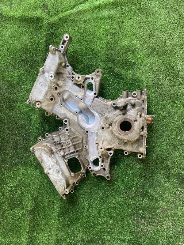 Лобовина двигателя Lexus Rx450H GGL10 2GR-FXE (б/у)
