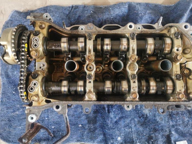Головка блока цилиндров Lexus Rx450H GGL10 2GR-FXE левая (б/у)