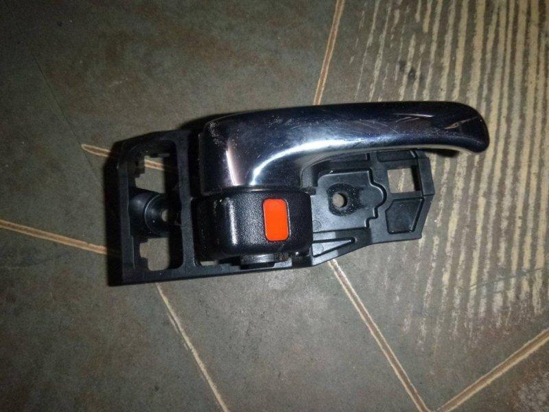 Ручка двери внутренняя Toyota Mark Ii Wagon Blit GX110 1GFE правая (б/у)