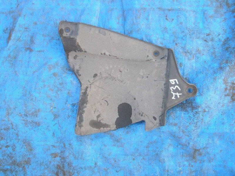 Защита двс Toyota Alphard ANH10 1MZFE правая (б/у)
