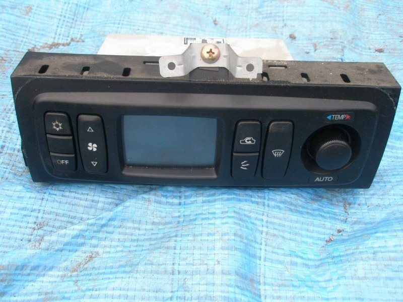 Блок климат контроля Mitsubishi Gto Z15A 6G72 (б/у)