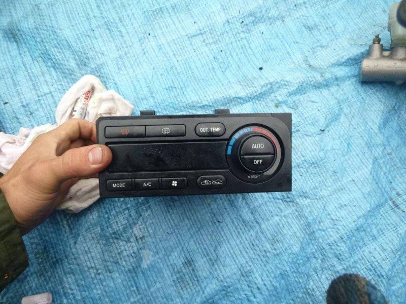 Блок климат контроля Subaru Legacy BE5 EJ202 (б/у)
