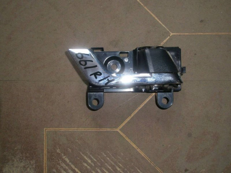 Ручка двери внутренняя Toyota Allion NZT260 1NZFE правая (б/у)