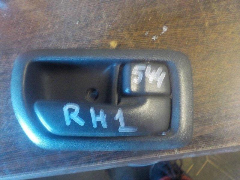 Ручка двери внутренняя Toyota Carina AT210 2CT правая (б/у)