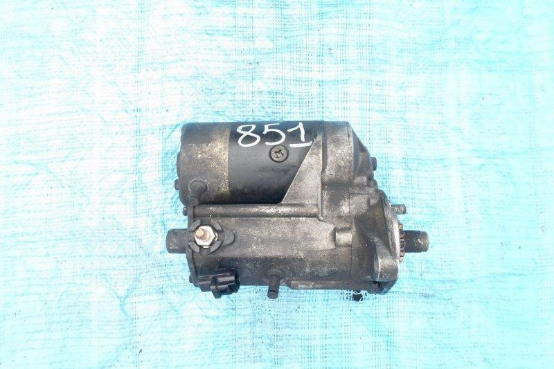 Стартер Toyota Dyna KDY220 1KZTE (б/у)