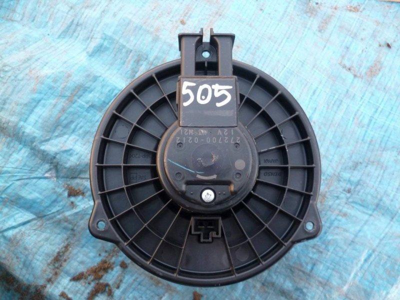 Мотор печки Subaru Legacy BL5 EJ203 (б/у)