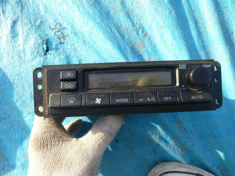 Блок климат контроля Nissan Elgrand ALE50 QD32ETI (б/у)