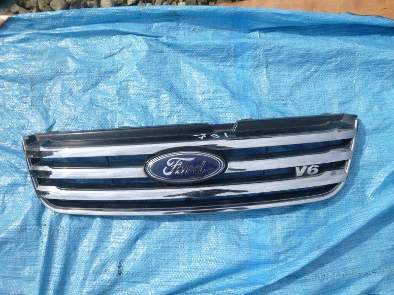 Решетка радиатора Ford Escape LFA AJ (б/у)