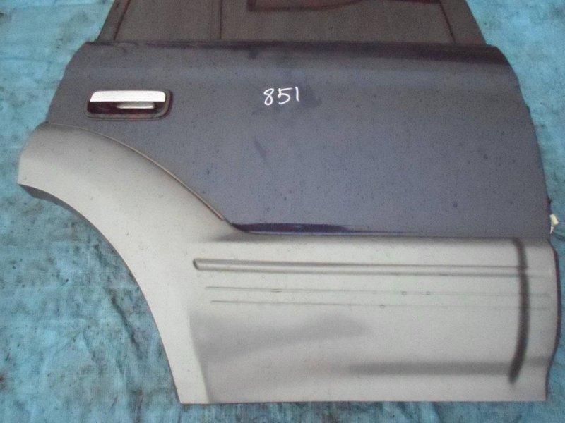 Дверь Toyota Land Cruiser Prado KDJ95 1KDFTV задняя правая (б/у)