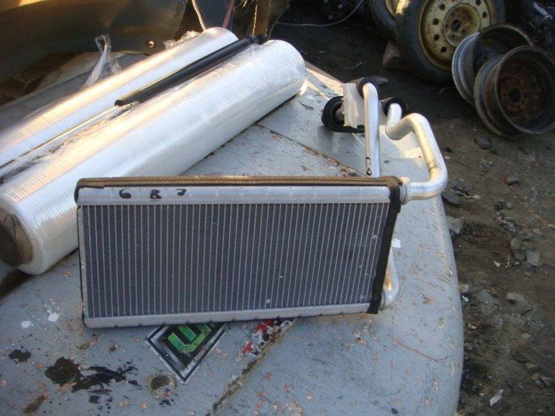 Радиатор печки Toyota Crown Majesta GRS180 1URFSE (б/у)
