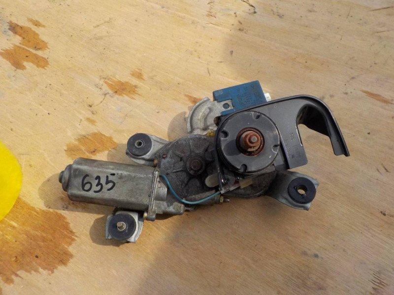 Мотор заднего дворника Toyota Mark Ii GX90 задний (б/у)