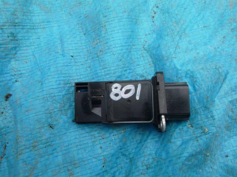 Расходомер воздуха Nissan 350Z SZ5F24 QR25DE (б/у)